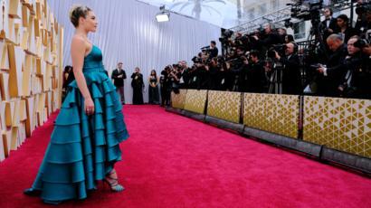Идеальный наряд: вручение Оскара