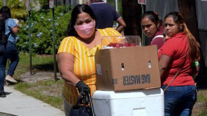 Coronavirus en EE.UU.: el desempleo se dispara a 14,7%, el mayor ...