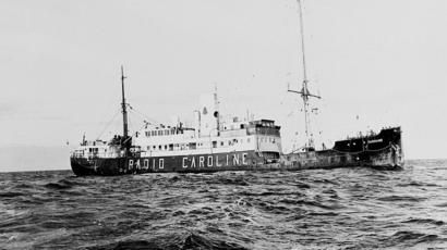 Founder of Radio Caroline Ronan O'Rahilly dies aged 79 - BBC News