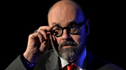 IMG CARLOS RUIZ ZAFON, Spanish Novelist