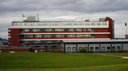 Special measures Kettering hospital to expand A&E - BBC News