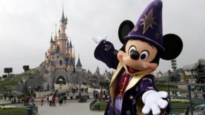 Disney To Buy Most Of Euro Disney Bbc News