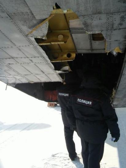 Із літака над Якутією випало кілька тонн срібла - Цензор.НЕТ 2278