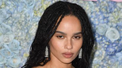 Catwoman Zoe Kravitz Follows Hathaway And Berry In The