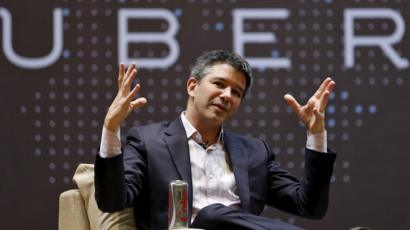 Uber CEO Kalanick's mother dies in boat accident - BBC News