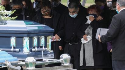 جنازة في كولورادو