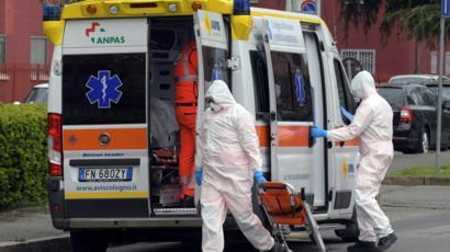 イタリア、1日当たりの死者900人を突破 新型コロナウイルス - BBCニュース