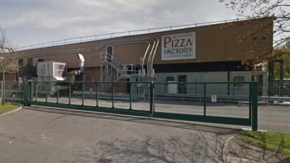 Hundreds Of Pizza Factory Jobs Threatened In Nottingham