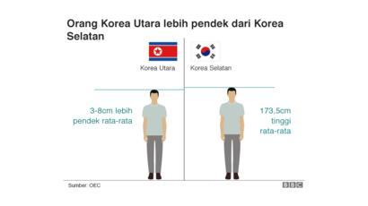 Membandingkan Korea Utara Dan Korea Selatan Yang Pernah Seimbang