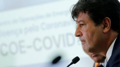 coronavirus caso confirmado no brasil