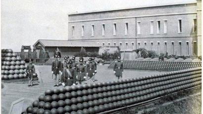 Us Civil War Era Tunnels And Buildings Found Under Alcatraz Prison