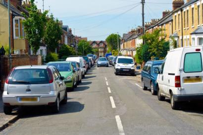 Are the great pavement parking rows finally coming to an end? - BBC News
