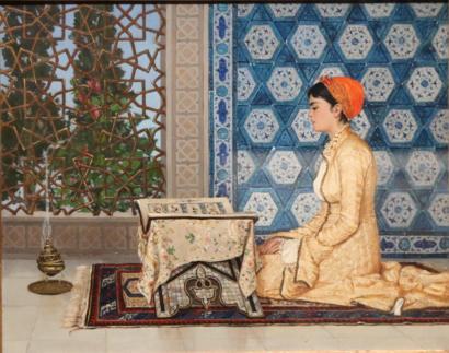 مستلهم من الشرق في المتحف البريطاني كيف أثر العالم الإسلامي في