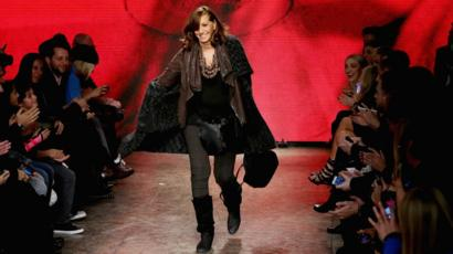 Donna Karan S Dkny Brands Head Back To New York Bbc News