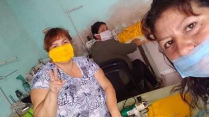 """Coronavirus: """"Si no tiene nada que comer se le lleva la comidita ..."""