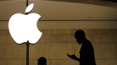 Apple hints at lower iPhone prices as sales fall - BBC News