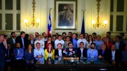 Chile: Partidos empiezan a definir sus posturas sobre referendo constitucional
