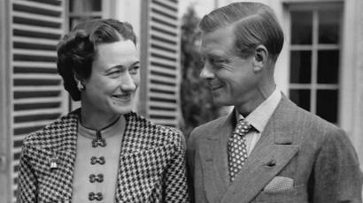 Image result for edward viii and wallis simpson