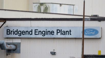 Ford Bridgend Investment Pledge As Staff Start Leaving Bbc News