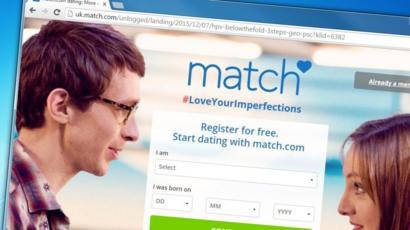 Dating site match com