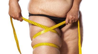 mucha grasa del vientre