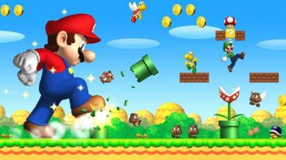 Rare Super Mario Becomes Highest Selling Video Game Bbc News