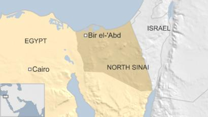 Egypt: \'IS militants\' kill 12 soldiers in Sinai peninsula ...