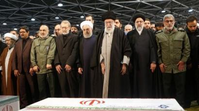 Irán Vs Estados Unidos Cómo Funciona La Compleja Estructura