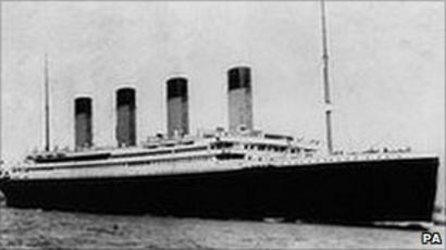 New 15m Southampton Titanic Museum Gets Time Capsule Bbc News
