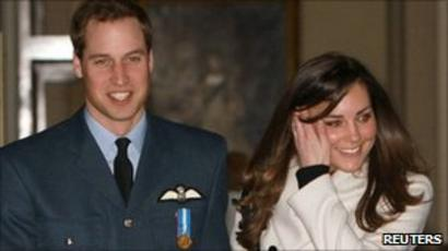 Royal Wedding Prince William And Kate Middleton Quotes Bbc News