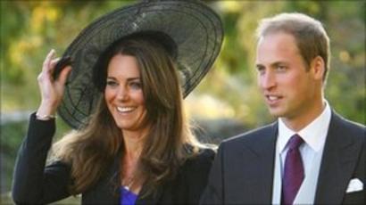 Royal Wedding Prince William To Marry Kate Middleton Bbc News