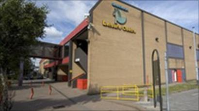 Scunthorpe Leisure Centre To Be Demolished Bbc News