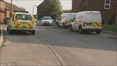 Two Bodies Found In Locked Worksop House Bbc News