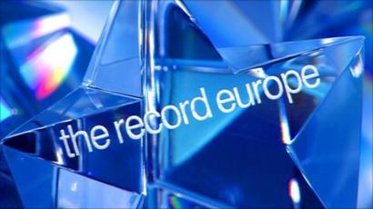 The Record Europe Bbc News