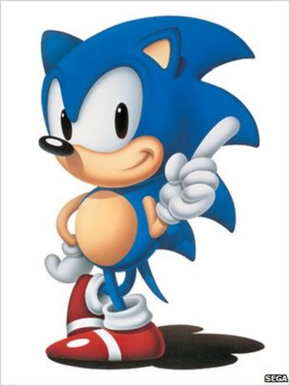 Sonic The Hedgehog Gets Big Screen Treatment Bbc News