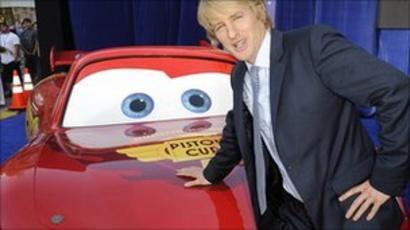 Cars 2 Races To Top Of Us Box Office Bbc News
