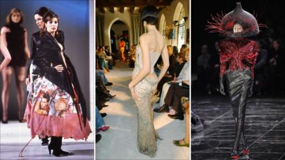 Fashion Week Why Does Central Saint Martins Produce So Many Designers Bbc News