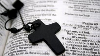 Christian cafe warned over homophobic Bible verses BBC News