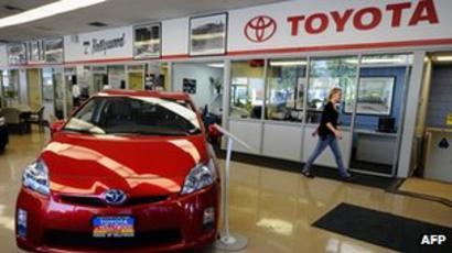 Sullivans Auto Trading >> Toyota Reclaims World S Top Vehicle Maker Title Bbc News