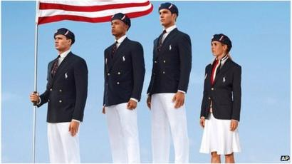 2012 Olympics: Ralph Lauren's Team USA