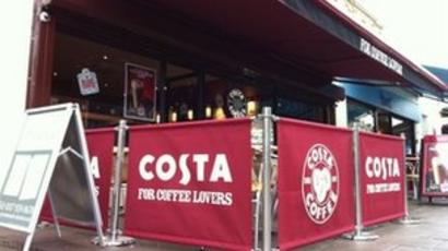 Costa Coffee Outlets In Bristol Subject Of Inquiry Bbc News