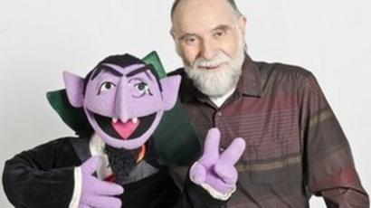 Voice Of Sesame Street Count Von Count Dies Aged 78 Bbc News