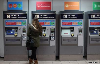 NOTTINGHAM GREETING CARD BRITISH RAILWAYS /'Travel there in rail comfort/'