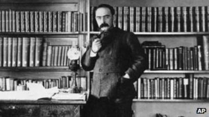 Lost Rudyard Kipling Poems Published Bbc News