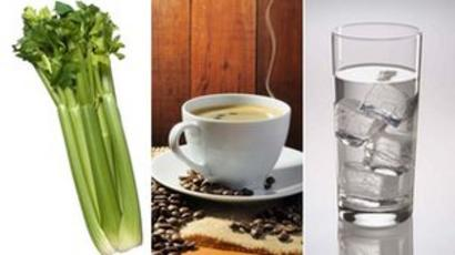 Is celery a fat burning food
