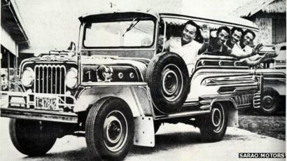 End Of The Road For Jeepneys In The Philippines Bbc News