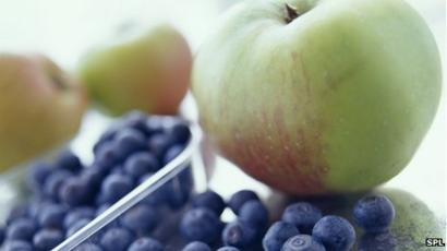 Blueberries Not Fruit Juice Cut Type 2 Diabetes Risk Bbc News