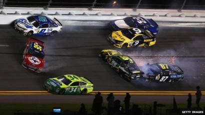 Why The Us Is Addicted To Fast Cars And Street Racing Bbc News
