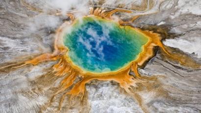 Supervolcano Eruption Mystery Solved Bbc News