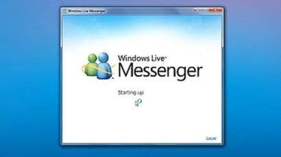 Messenger msn sign in